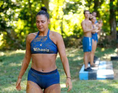 "Eliminare din echipa Razboinicilor! Mihaela Popescu a parasit competitia ""Exatlon"",..."
