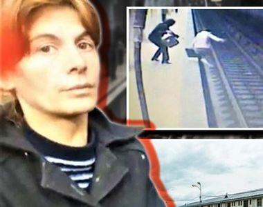 Unde a fost dusă criminala de la metrou după ce a fost condamnată definitiv pe viață!...