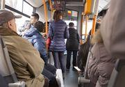 Nu îți faci duș, iei amendă URIAȘĂ! Pedepse mari pentru călătorii din România care miros urât în mijloacele de transport în comun!