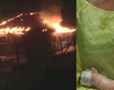 TULBURĂTOR! Un bebeluș de un an a fost GĂSIT ARS în locuința sa din Vaslui! Pompierii...