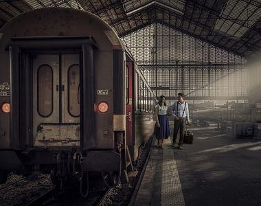 Inca un tren a deraiat, astazi, in judetul Hunedoara! CFR se confruntă cu o criză a...