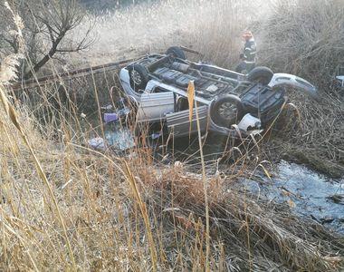 Accident DEVASTATOR pe drumul spre Sighișoara! Un copil de șapte ani a murit, un altul...