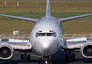 Un avion Boeing 737- 800  a aterizat de URGENȚĂ în Rusia. I s-a oprit un motor în aer
