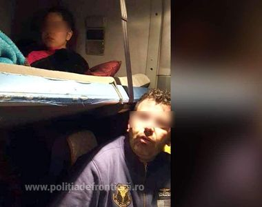 Un șofer de TIR avea o femeie ascunsă sub o pătură, în cabină! Vameșii de la Giurgiu au...