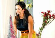 """Andreea este o româncă de succes! Face decoruri speciale din flori pentru miliardarii lumii! """"Este un vis implinit!"""""""