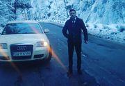 """El este tânărul mort în accidentul din Suceava. Alex a intrat cu 140 km/h în """"zidul morţii"""""""