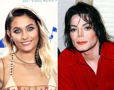Paris Jackson, fiica lui Michael Jackson, ar fi încercat să se sinucidă din cauza...