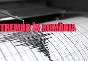Cutremur cu magnitudinea 3,5 în Buzău, în această dimineaţă