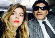 Maradona este din nou bunic. Fiica sa Dalma a născut o fetiţă care a primit numele Roma