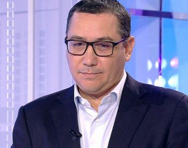 """Victor Ponta: """"Ce facem după ce pică Dragnea? Doar împreună ieșim din groapa în..."""