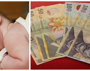 Se dau câte 1.000 de lei pentru părinţii fiecărui copil nou-născut. Vezi care sunt...