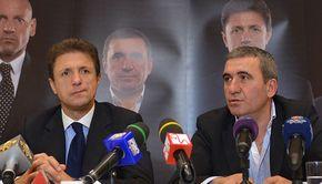 Gică Hagi şi Gică Popescu au fost daţi în judecată! Procesul are o miză imobiliară în Poiana Braşov!