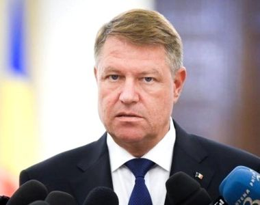 Klaus Iohannis: Sunt aproape hotărât să convoc referendum în 26 mai, aproape, lăsaţi-mi...