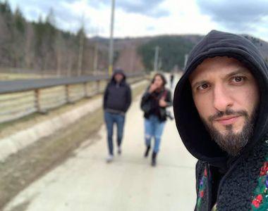 Românul care a făcut un metru de autostradă e revoltat că în România se discută despre...