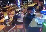 Imagini revoltătoare! Un bărbat, filmat în timp ce fura urna de donatii pentru un caz umanitar