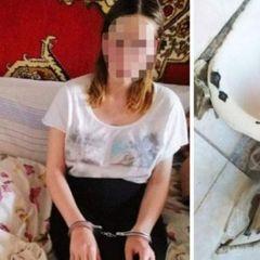 O mamă i-a tăiat gâtul fiicei sale de doar 3 săptămâni! Era geloasă că soţul o iubea mai mult pe cea mică
