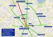 Protest cu 5.000 de maşini, organizat de COTAR; în centrul Capitalei sunt restricţii de trafic