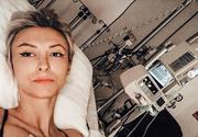 """Andreea Bălan a ieșit din operație! Artista acuză dureri mari: """"Operația mă doare cât celelalte două la un loc"""""""