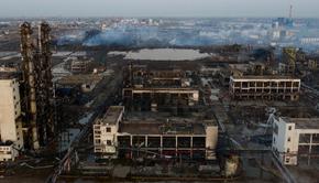 64 de morţi în estul Chinei, în urma unei explozii chimice