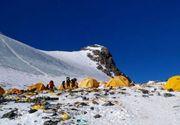 Sute de cadavre descoperite pe Everest, din cauza încălzirii globale