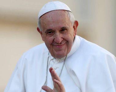 Papa Francisc vine în vizită în România! Care este programul Suveranului Pontif?