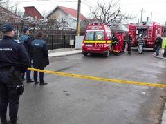 CRIMA care îngrozește România! Un tată și-a înjunghiat fiul de 16 ani și fosta soacră în Piatra Neamț