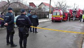 Dublă crimă în Piatra Neamț. Un tată și-a înjunghiat fiul de 16 ani și fosta soacră