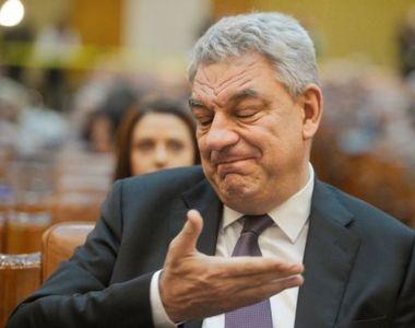 Fostul premier Mihai Tudose a făcut INFARCT! E dus de urgență la spital!