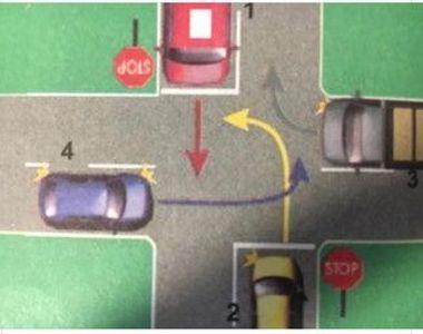 Ai permis? 8 din 10 șoferi pică acest test! Tu știi în ce ordine trebuie să treacă...