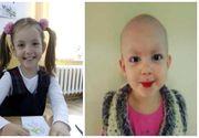 Haideți să o ajutăm pe Cezara să trăiască și să ducă o viață normală! Strigăt disperat de ajutor pentru o feiță de 8 ani din Zalău!