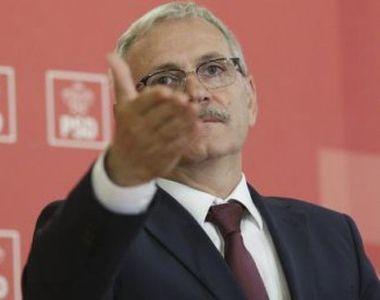Dragnea, după anunţul lui Iohannis privind referendumul: Se alintă, dar nu-l bagă...