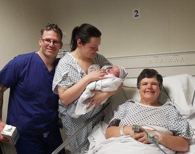 """La 55 de ani și-a născut propria nepoată """"Nu aș ezita să o fac din nou"""". Ce a spus..."""