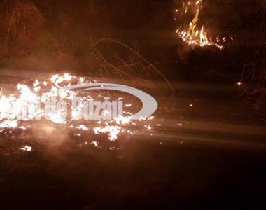 Eveniment straniu în Buzău! Meteorit prăbușit lângă șoseaua europeană E85