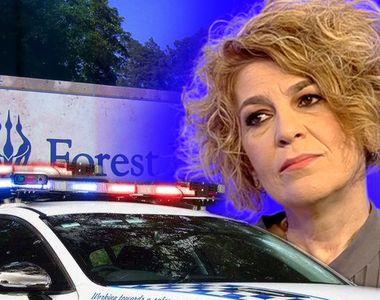 Carmen Avram a fost dată afară din cimitir cu două maşini de poliţie! S-a întâmplat în...