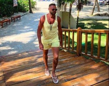 Faimosul Cristi Pulhac nu poate uita nisipurile din Dominicană! Unde şi-a dus soția în...