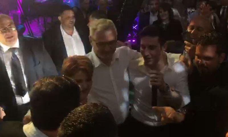 Imagini De La Petrecerea De Nuntă A Liei Olguţa Vasilescu Stirile