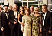 Imagini de la petrecerea de nuntă a Liei Olguţa Vasilescu! Liviu Dragnea şi iubita lui au făcut senzație pe ring