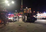 Cinci răniți în urma unui accident teribil la Cluj! Treceau liniștiți strada și s-a întâmplat nenorocirea
