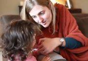 Mesajul unei mame bolnave care și-a dat fetița spre adopție. Te va emoționa profund!