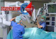 VIDEO | Premieră medicală în România și sud-estul Europei! S-au efectuat primele intervenții de chirurgie cardiacă cu ajutorul robotului chirurgical!