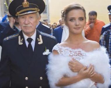 O femeie de 33 de ani s-a căsătorit cu un bărbat de 65 de ani, după numai 3 săptămâni...