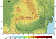 A fost cutremur în România! Seismul a înregistrat o magnitudine de 3.4