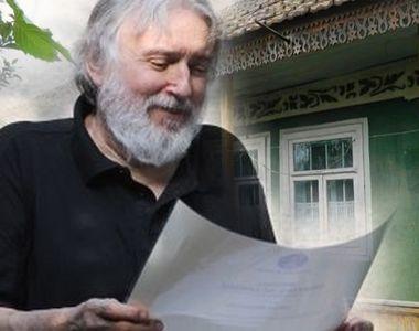 Casa părintească a lui Adrian Păunescu a fost vândută! Actul de cumpărare a fost făcut...