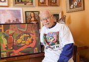 Dan Robbins, artistul care a inventat pictura pe numere, a murit la vârsta de 93 de ani