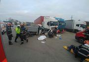 Un mort şi mai mulţi răniţi în urma unui accident rutier care a avut loc în localitatea ifloveană Jilava