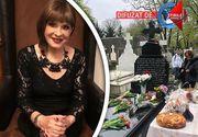 VIDEO | Primele imagini de la parastasul de un an al Ionelei Prodan! Anamaria Prodan, în lacrimi la mormântul mamei