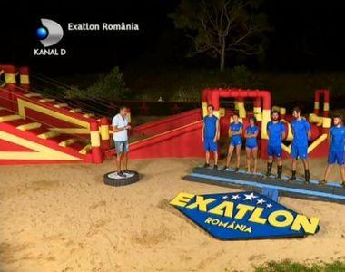 Momente triste la Exatlon! Alex Stoica a fost eliminat și a părăsit concursul în...