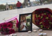Gestul emoționant al tatălui Andreei, fata care a murit la Paris după ce a căzut în gol. Ce a decis acesta, după ce și-a pierdut fiica