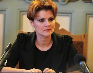 Cum arăta Lia Olguţa Vasilescu în tinereţe, la intrarea în politică