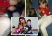 Decizie în cazul copiilor din Galați snopiți în bătaie de tată